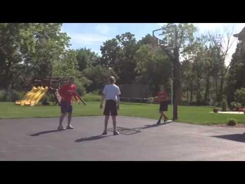 HBC Summer Workout Program- 4th-8th Grade Shooting- Catch &
