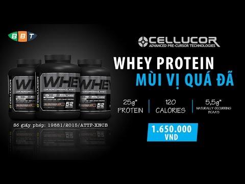 Whey protein 2 - Đối tượng, Cách dùng, thời điểm, liều lượng tối ưu để cơ thể hấp thu tốt