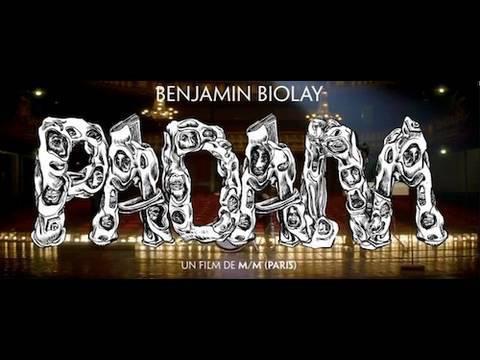 Benjamin Biolay - Padam - (clip Officiel)