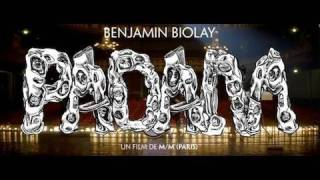Benjamin Biolay - Padam - (clip officiel)