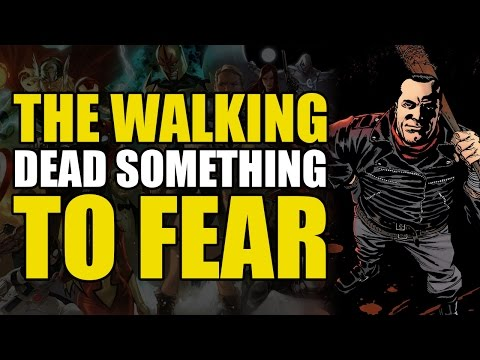 Negan Kills... (The Walking Dead Vol 17: Something To Fear)