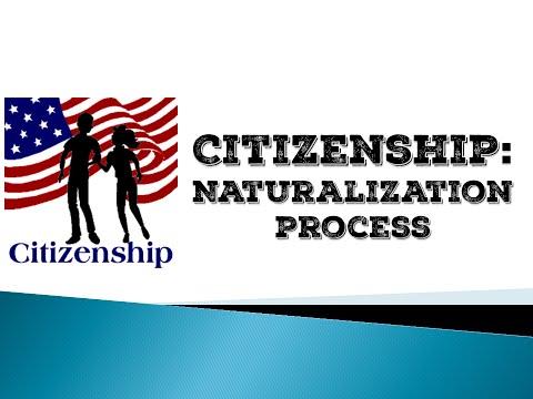 US Citizenship - Becoming a Citizen - Civics EOC