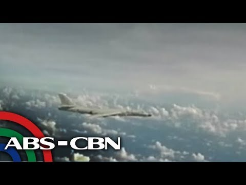 China's bombers 'clear and present danger' to PH: Golez