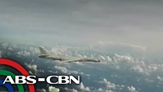 News Now: China's bombers 'clear and present danger' to PH, says Golez