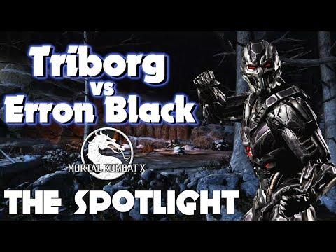 THREE VARIATIONS OF TRIBORG! | Euphoring (Erron Black) WhyCampISeeYou (Triborg) | Mortal Kombat X thumbnail
