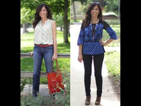 3f233fdeb9f Casual Fashion Wear For Women Over 40 - YouTube