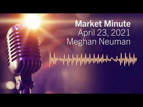 Market Minute | April 23, 2021