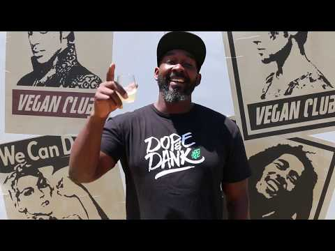 DOPE & DANK @ EAT, DRINK, VEGAN FESTIVAL 2017