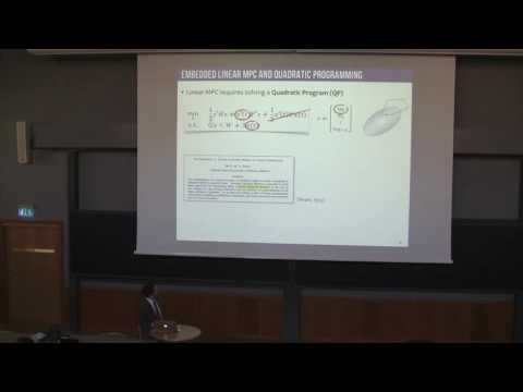 Recent Advances in Embedded Model Predictive Control