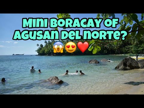 White Sand Beach (Agusan del Norte)