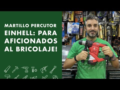 Martillo EINHELL: Perfecto para aficionados al BRICOLAJE!