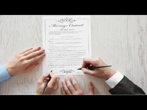 Брачный договор с иностранцем | брачный контракт | как оформить брачный договор