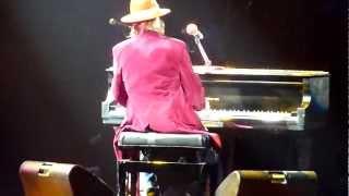 """Guns n' Roses - """"November Rain"""" live in Paris - France 05/06/2012"""