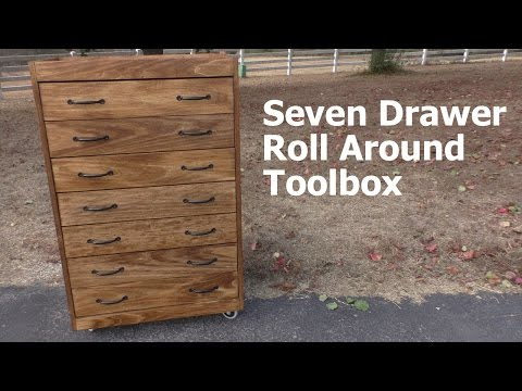 Making a Roll Around Toolbox