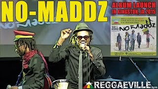 No-Maddz  - Romance | LIVE in Kingston, JA @ Album Launch [January 27th 2015]