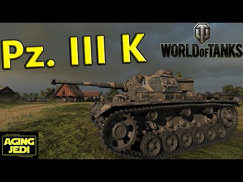 World of Tanks - Pz.Kpfw. III Ausf. K (Pz. III K) Review and Guide