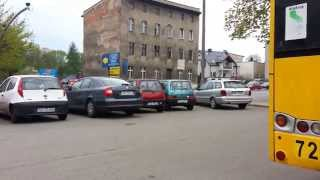 Trudny parking... Gliwice