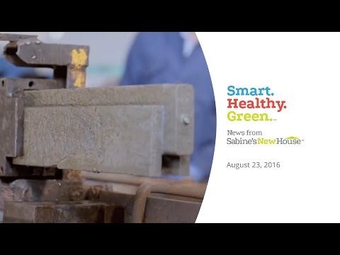 Recycled Building Materials | Smart. Healthy. Green. News from Sabine's New House