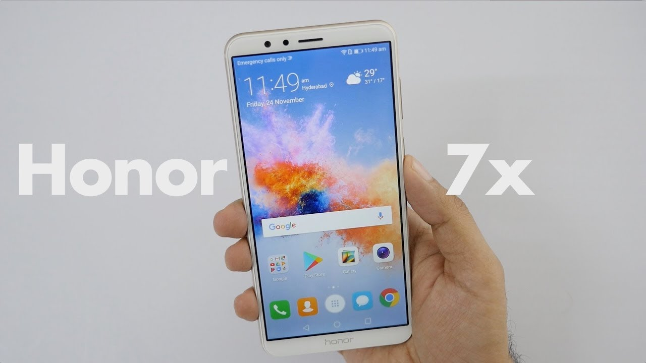 Honor 7X 4 GB EMI ₹618 per month