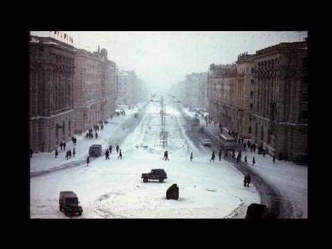Норильск в 1970-е годы / Norilsk In The 1970s
