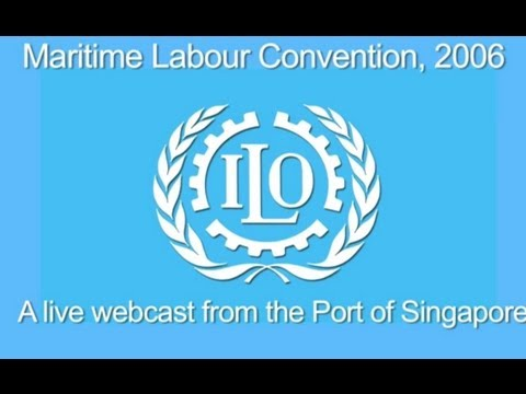 ILO marks the coming into force of the Maritime Labour Conve