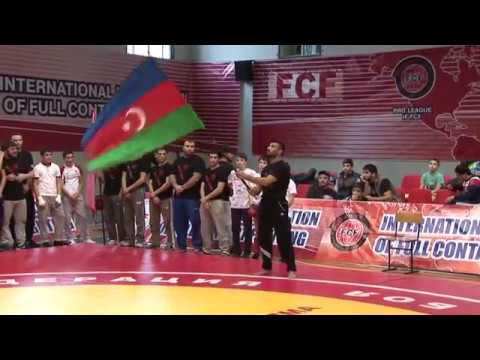 Open Championship of Asia FCF MMA 2016 Part 1