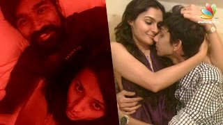 Shocking ! Singer Suchitra leaks intimate photos of Dhanush, Anirudh, Divyadarshini, Hansika, Andrea
