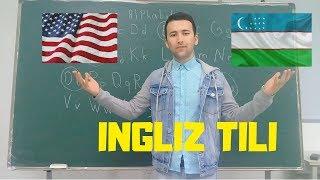 Ingliz Tilini 0 dan O'rganish 1 dars (Alhpabet,Alfabet)