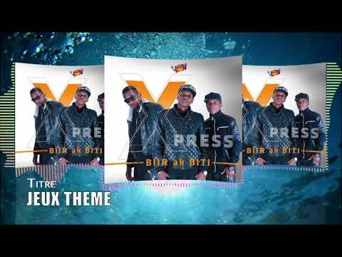 X-Press - JEUX THEME (Album Biir ak Biti) Audio