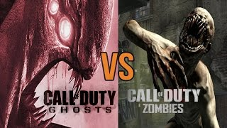 ZOMBIES VS ALIENS - KRONNO & CYCLO [ BATALLA GHOST VS BLACK OPS ]