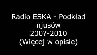 To już nie wróci - Radio Eska, podkład newsów.