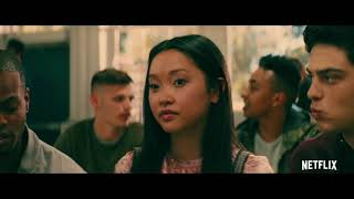 To All The Boys I've Loved Before - Music Video