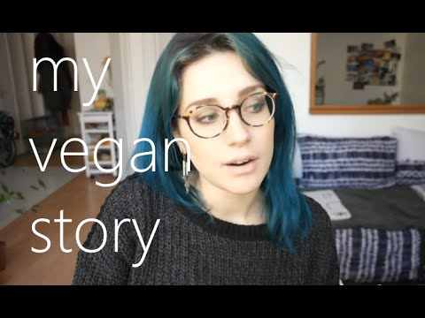 My vegan/vegetarian story