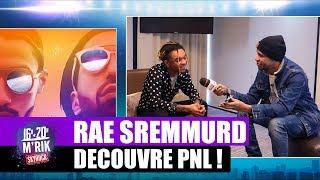 Mrik fait découvrir PNL au duo Rae Sremmurd