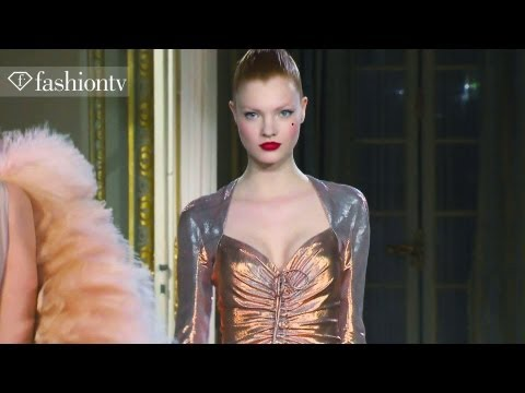 Alexis Mabille Couture Fall/Winter 2012-13 Show | Paris Couture Fashion Week | FashionTV