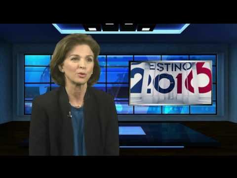 Helen Aguirre en exclusiva con Entravision.