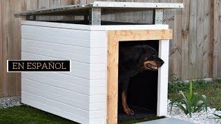 Como Hacer Una Casa de Perro Parte 1 | Hazlo Tu Mismo