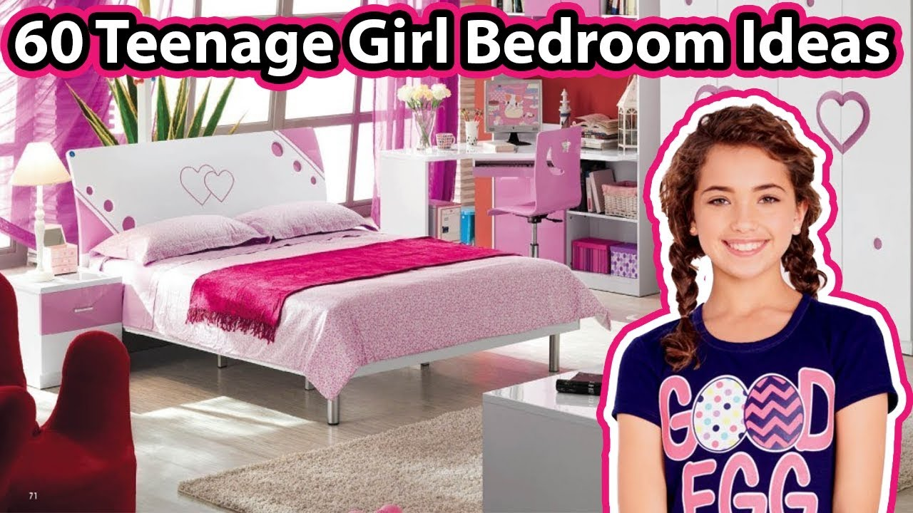 60 Glamorous Teenage Girl S Bedrooms Creative Design Ideas Youtube