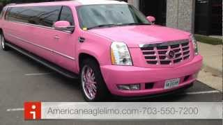 Exotic Pink Limos in DC-VA -MD- The hottest