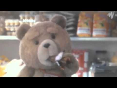 Ted Supermarket Scene