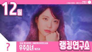 [랭킹연구소] 2019년 12월 걸그룹 순위 (여자아이돌 브랜드) | K-POP IDOL Girl Group…