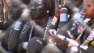 Ethiopie (ETH-18) les femmes Hamar