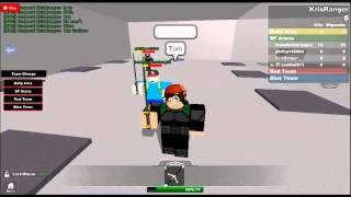 ROBLOX - A N00b Abuse Killer in SDC