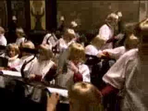 Herr Lipp's choir boys - The League of Gentlemen - BBC comedy