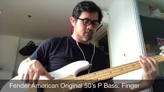 La Bella Deep Talkin Bass Flatwound Strings on Different Basses