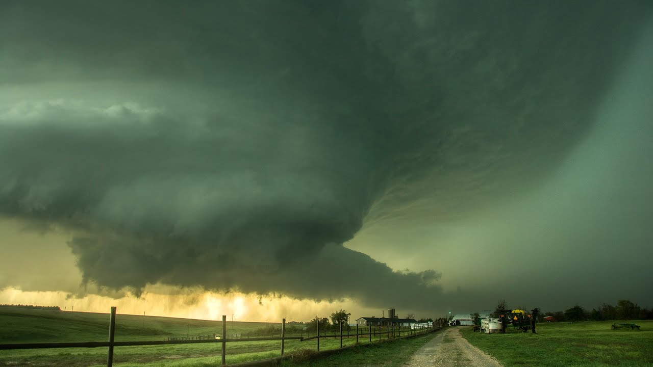 Tornado Supercell Diagram Using A Venn To Compare And Contrast Wicked Ufo Tornadoes Intense Lightning
