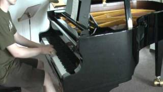 A rainy day in vancouver - Keinohrhasen soundtrack (piano)