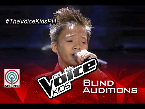 "The Voice Kids Philippines 2015 Blind Audition: ""Help"" by Jhoas"