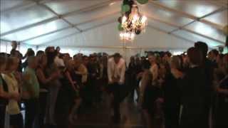 Chris Brown Forever, openingsdans huwelijk Erik en Vivi 24-06-2011