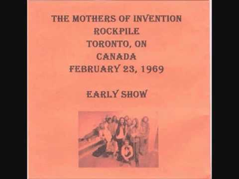 The Mothers of Invention - WPLJ (Toronto 1969)